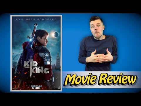 The Kid Who Would be King – Movie Review