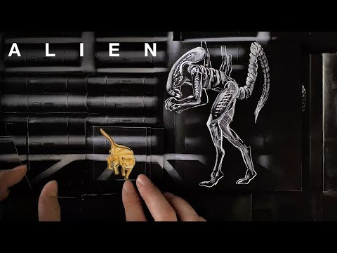 Alien FLIPBOOK: A 40 Year Journey | ALIEN ANTHOLOGY