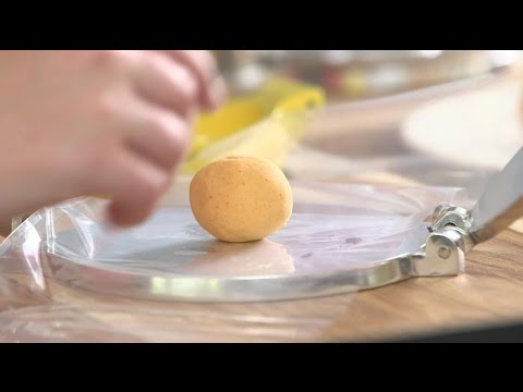 How to Use a Tortilla Press | Real Girls Kitchen  | Ora.TV