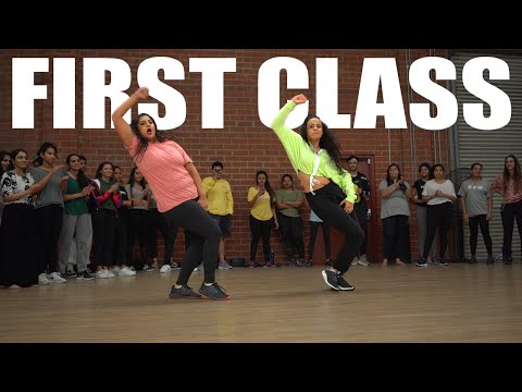 """FIRST CLASS"" BollyFunk Dance 