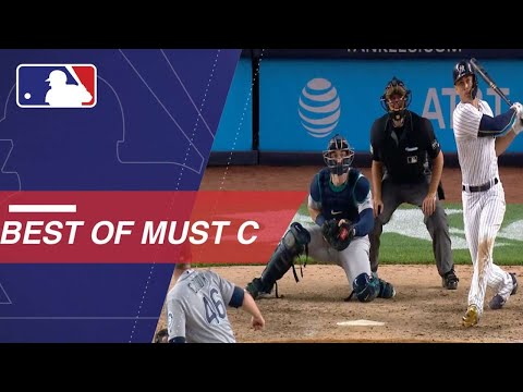 Best of Must C in Week 12 across Major League Baseball