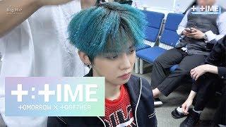 [T:TIME] YEONJUN's special hairstyle - TXT (투모로우바이투게더)