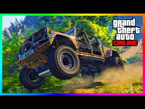 THE BEST OFF-ROAD 4X4 VEHICLE IN GTA 5 - GTA Online: Canis Kamacho Review - Should You Buy? (GTA V)