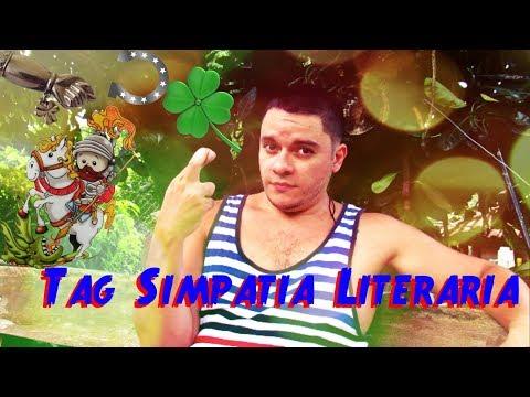 Tag Simpatia Literária | Tags #011