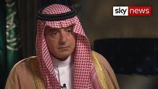 Saudi Arabia 'wants to avoid war with Iran at all costs'