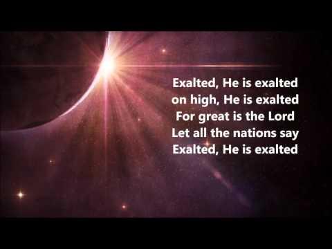 Exalted (Yahweh)