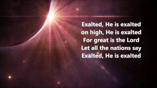 """Exalted (Yahweh)"" (Chris Tomlin) by Zoe Group (acapella)"