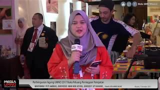 PAU 2017 : Perhimpunan Agung UMNO 2017 Buka Peluang Perniagaan Tempatan