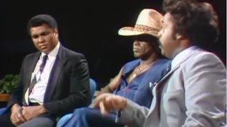 James Brown – Interview 1981 (With Muhammad Ali, Al Sharpton)