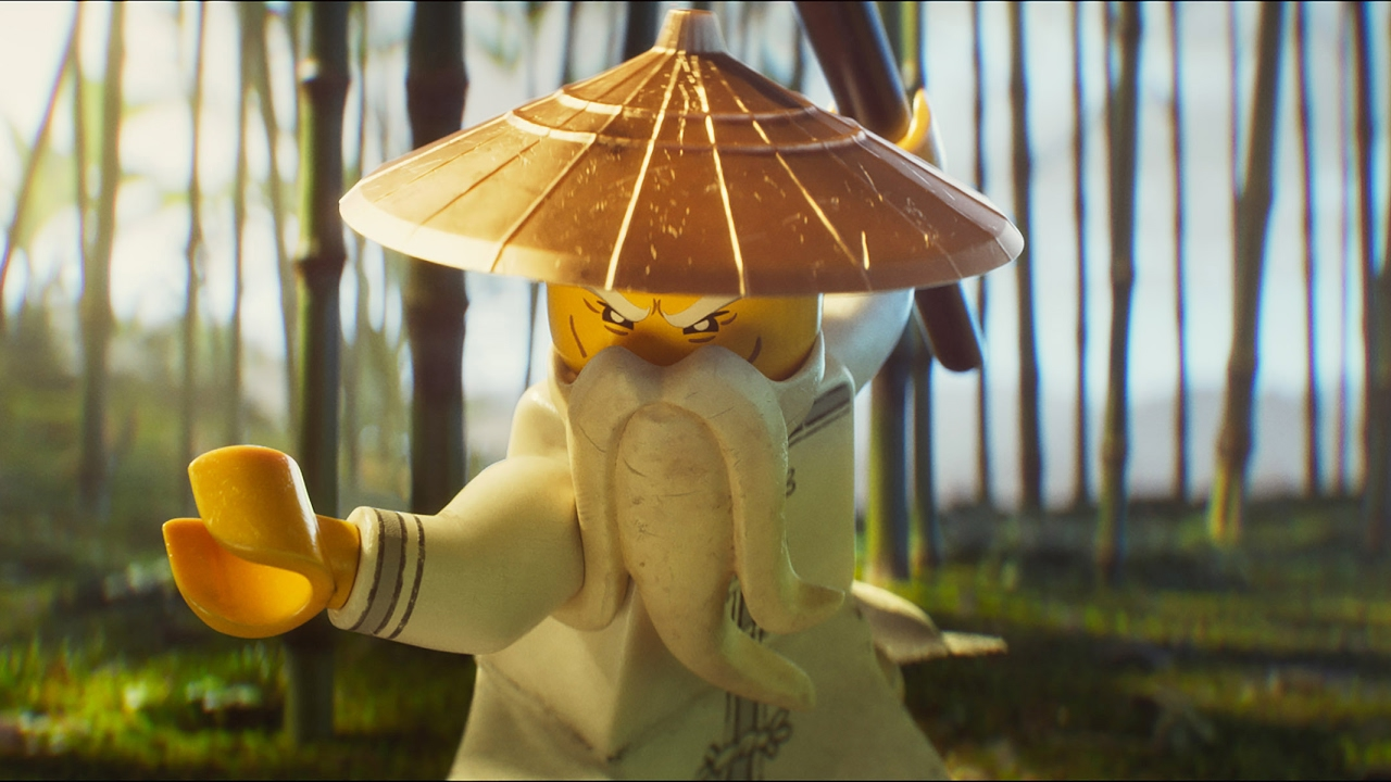 Trailer för The Lego Ninjago Movie