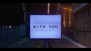 """Lyricvideon till """"With You"""" med Otto Knows ute nu"""