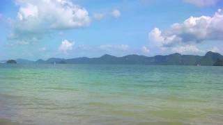 preview picture of video 'Séjours et voyages en Kayak de mer dans l'archipel de Langkawi - Malaisie - Asie'