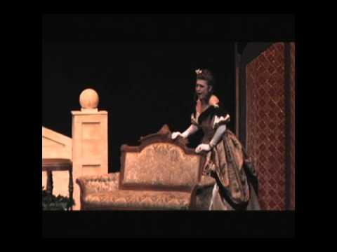 Violetta, Act 1 Aria, La traviata