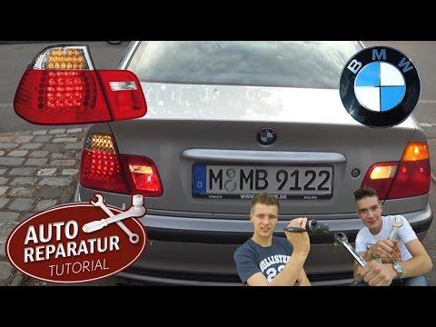 BMW E46 LED Rückleuchten einbauen | weiße Blinker | DIY Tutorial
