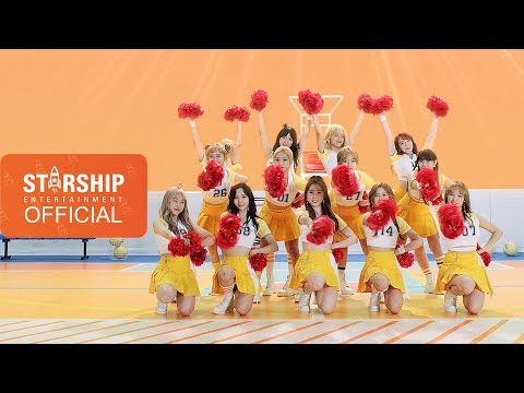 Cosmic Girls - HAPPY