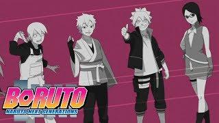 Boruto: Naruto Next Generations - Ending 1 | Dreamy Journey