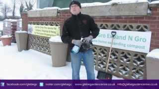 preview picture of video 'Snowy Weather Essentials | Glebe Garden Centre Leicester'