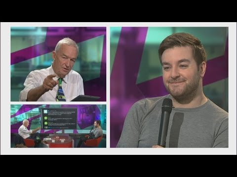 #WT4 with Jon Snow and Alex Brooker - the best bits