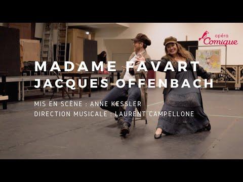 Madame Favart - Bande-annonce