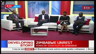 Zimbabwe unrest: How the media should handle this