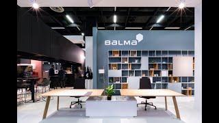 BALMA & NOTI at ORGATEC 2018