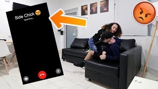 ANOTHER GIRL CALLING MY PHONE PRANK ON GIRLFRIEND!!!