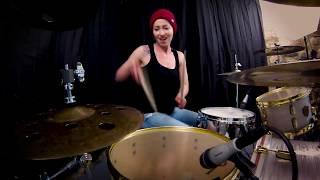 Lindsey Raye Ward   ILLENIUM (with Jon Bellion)   Good Things Fall Apart (Drum Cover)