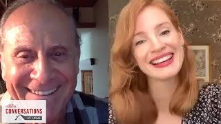 Conversations At Home With Moni Yakim & Jessica Chastain