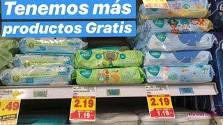 Mas Productos GRATIS  Del Mega Evento 2/20/19 - 3/05/19