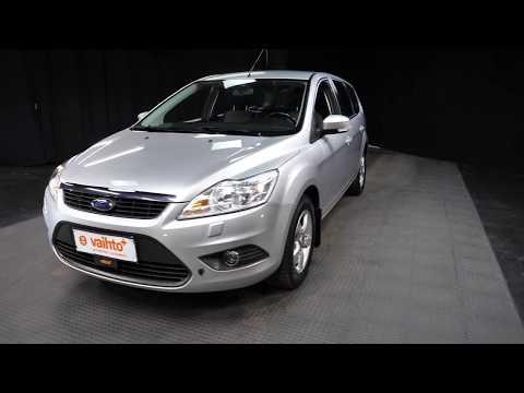 Ford FOCUS 1,6 100 Trend Design Wagon, Farmari, Manuaali, Bensiini, OPZ-754
