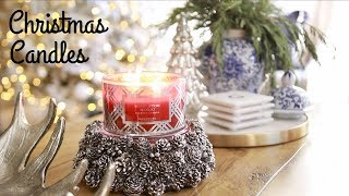 The Best Christmas Candles!