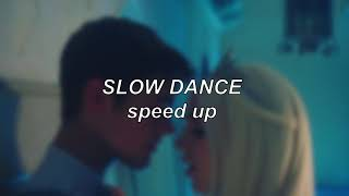 AJ Mitchell Ft. Ava Max   Slow Dance | Speed Up