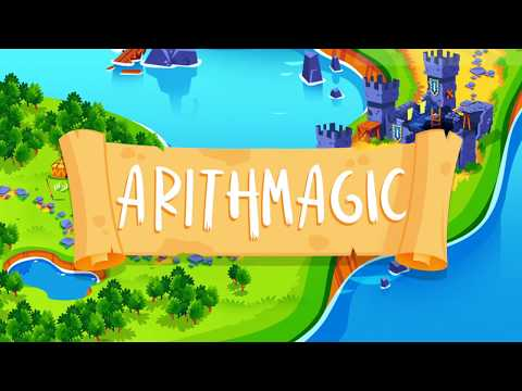 Vídeo do Arithmagic - Math Wizard Game