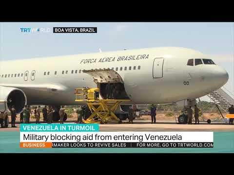 Venezuela temporarily closes border with Colombia