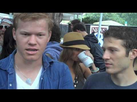 ACL 2009 Interview with Friday Night Lights Actors Zach Gilford and Jesse Plemons