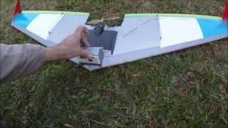 preview picture of video 'Aile volante  ZAGI video embarquée'