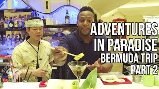 Vlog: Adventures in Bermuda Part 2 of 2 / Aventuras en Islas Bermudas Parte 2