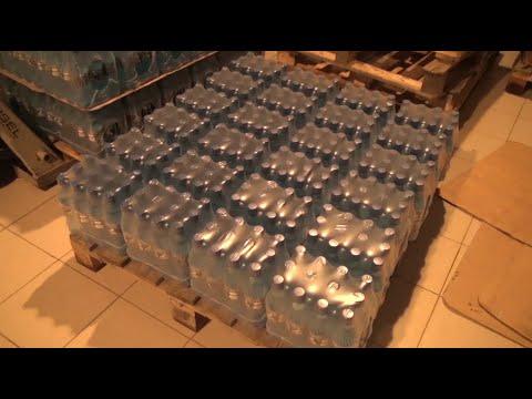В Республике Алтай выявлен цех в котором незаконно производилась спиртосодержащая продукция