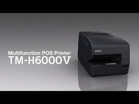 OmniLink TM-H6000V Multifunction POS Printer | POS | Printers | For