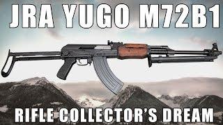 Yugo M72B1 RPK-style AK47 Rifle, Underfolder, 7 62x39, 30rd