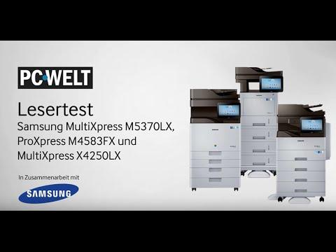 Samsung Multifunktionsgeräte: PC WELT Lesertest