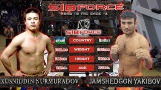 Xusniddin Normuradov VS Jamshedgon Yakibov