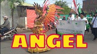 Karnaval HarLah NU Se-Kecamatan Sukodono 8 maret 2020- Ranting Pekarungan