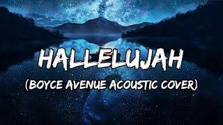 Hallelujah - Leonard Cohen /Jeff Buckley (Boyce Avenue acoustic cover) Lyrics