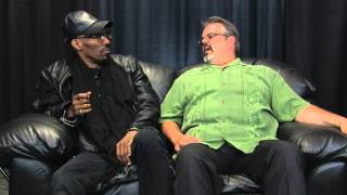 Greg's Big Black Couch with Charlie Murphy