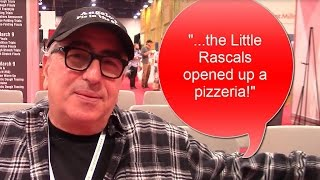 Paulie Gee, of Paulie Gee's Talks Pizza and Favorite Pizza in New York