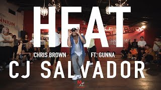 Heat By Chris Brown Ft  Gunna | Choreography By CJ Salvador