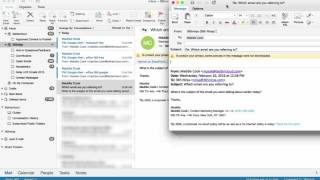 How to Attach an Email in Outlook for Mac