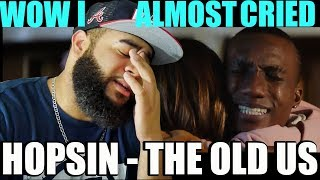 {{ REACTION }} Hopsin   The Old Us \\ This Had Emotion