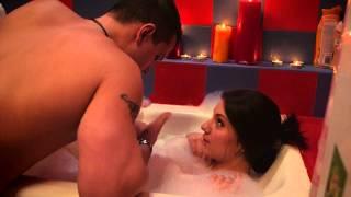 Яна и Дэн , эротика в ванной)